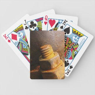 Rustic Poker Deck