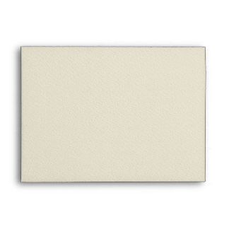 Rustic Poster: Chocolate Burgundy Damask A7 Envelope
