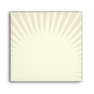 Rustic Poster: Red & Black Square Wedding Envelopes