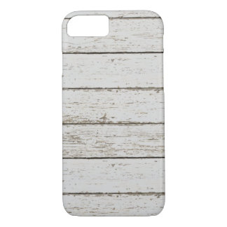 Rustic Primitive western country barn wood iPhone 8/7 Case