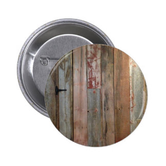 rustic primitive western country farm barn wood button