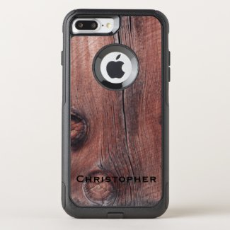 Rustic Red Barn OtterBox Commuter iPhone 7 Plus