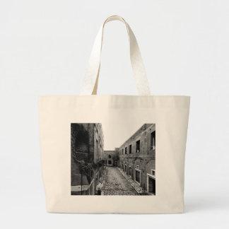 Rustic Rome Jumbo Tote Bag