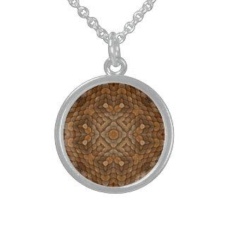 Rustic Scales Vintage   Sterling Silver  Necklaces