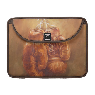Rustic Sports   Boxing Glove Sleeve For MacBooks