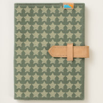 Rustic Stars Pattern folder Journal