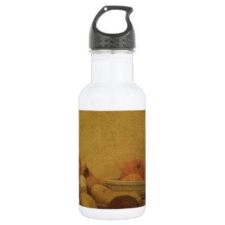 Rustic  Still Life 18oz Water Bottle