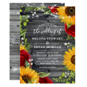 Daisy Wedding Invitations | Zazzle