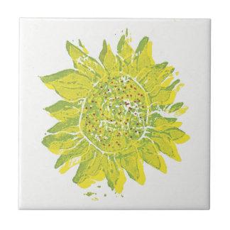 Rustic Sunflower Tiles