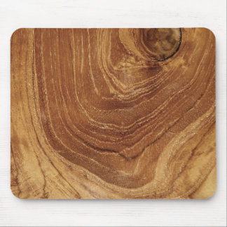 Rustic Teak Wood Wooden Texture Custom Mousepad