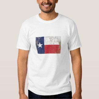 Rustic Texas State Flag Shirt