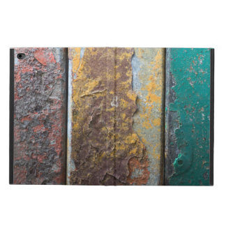 Rustic Texture With Flaking Paint On Rusty Metal Powis iPad Air 2 Case