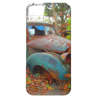 Rustic Thirties Junk Yard Pick Up Truck iPhone 5 Covers