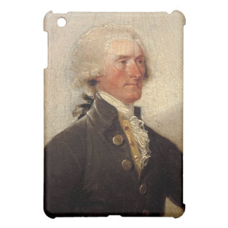 Rustic Thomas Jefferson Painting iPad Mini Covers