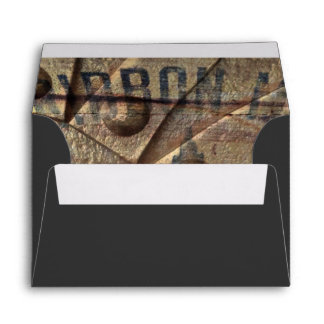 rustic tooled leather cowboy boots western envelopes