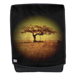 Rustic Tree Backpack