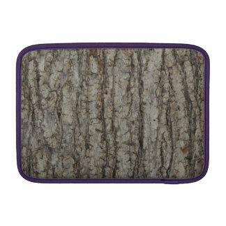 Rustic Tree Bark Camo 11 Inch Macbook Air Sleeve