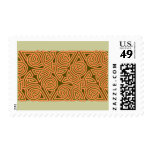 Rustic Triangle Knot Band Postage