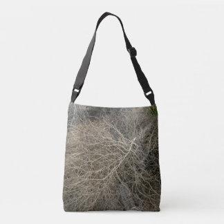 Rustic Tumbleweed Crossbody Bag