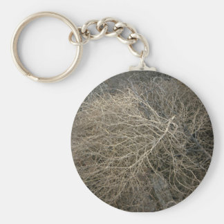 Rustic Tumbleweed Keychain