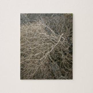 Rustic Tumbleweed Puzzle