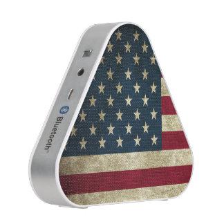 rustic US flag Speaker