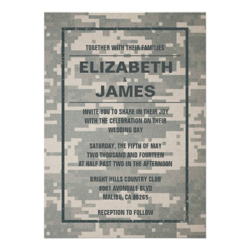 Military Invitations for amazing invitations sample