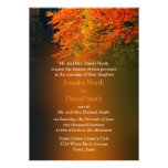 Rustic Wedding Invitations For Fall