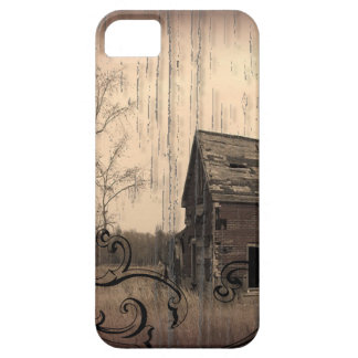 rustic western farmhouse country iphone5 case