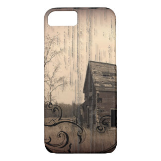 rustic western farmhouse country iPhone 7 case