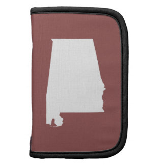 Rustic Wine and White Alabama Planners