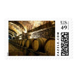 Rustic Wine Cellar Postage