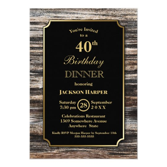 Invitation For Birthday Dinner Saves Wpart Co