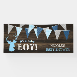 baby boy banners