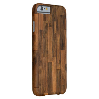 Rustic Wood Board Planks Barely There iPhone 6 Case