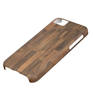 Rustic Wood Board Planks iPhone 5C Case