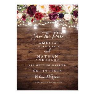 magnetic invitations zazzle