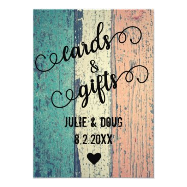 Rustic Wood Cards & Gifts