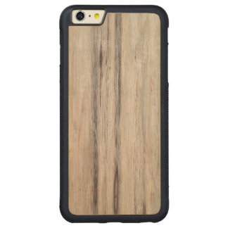 Rustic Wood Carved® Maple iPhone 6 Plus Bumper