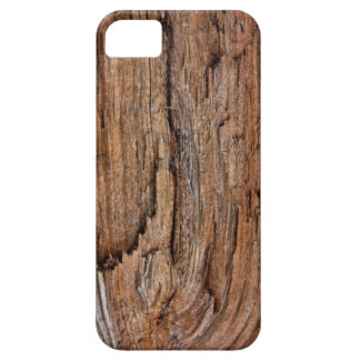 Rustic wood iPhone 5 cover