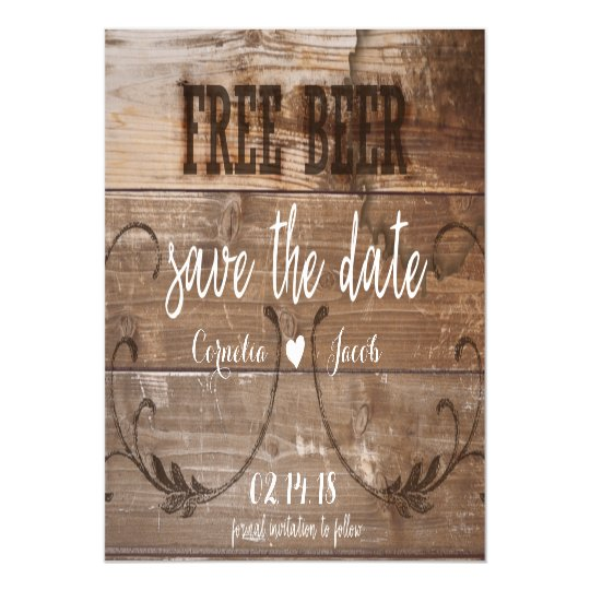 Funny save the dates in Australia