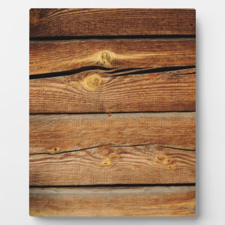Rustic Wood Grain Boards Design Country Gifts Plaque