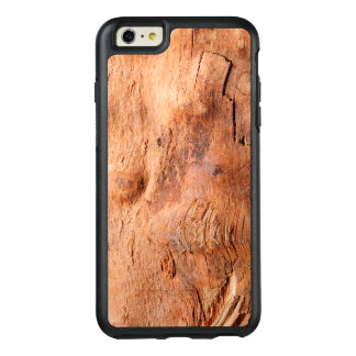Rustic Wood Grain Texture Look Cool Pattern OtterBox iPhone 6/6s Plus Case