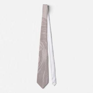 Rustic Wood Grain Wooden Country Nature Wedding Neck Tie