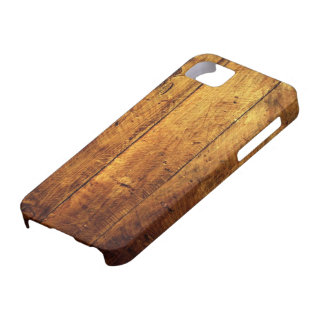 Rustic Wood iPhone Cover iPhone 5 Case