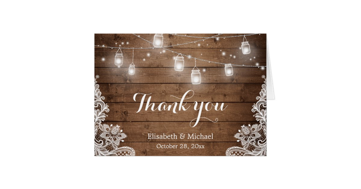 Thank You Cards - Greeting & Photo Cards | Zazzle