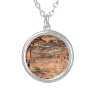 Rustic Wood Necklace