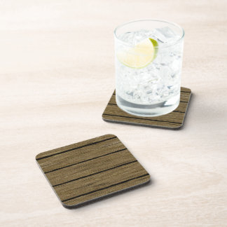 rustic wood planks 15216 drink coaster