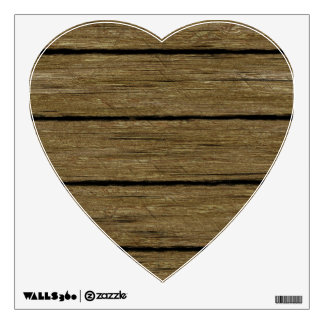 rustic wood planks 15216 wall decal