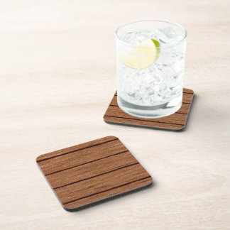rustic wood planks 15216b drink coaster